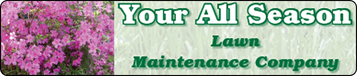 Your All Season Lawn Maintenance Company